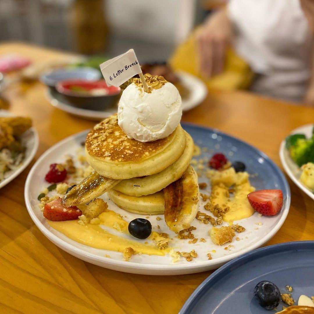 new cafes and restaurants august 2021 - 6 Letter Brunch