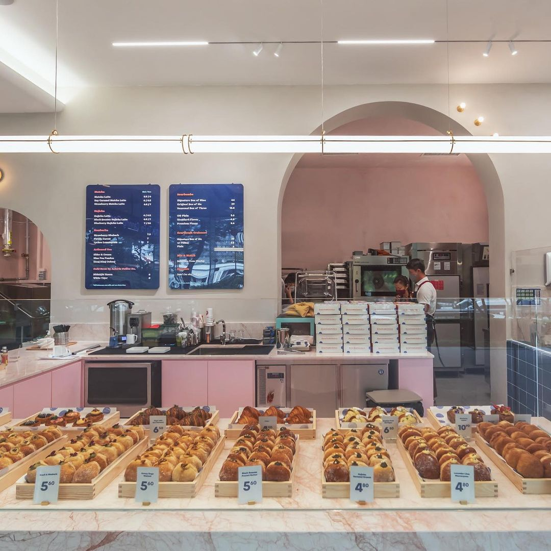 new cafes and restaurants august 2021 - Sourbombe Artisanal Bakery