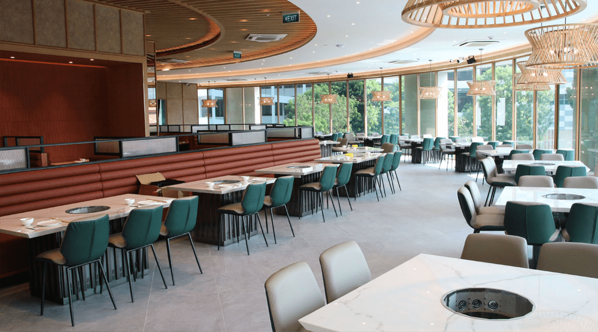 Qi Xiang HotPot - new cafes and restaurants august 2021