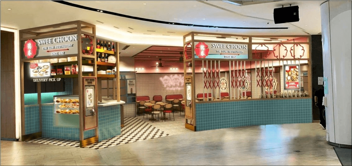 new cafes and restaurants august 2021 - Swee Choon Tampines