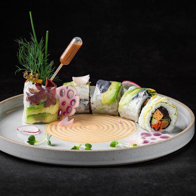 Chura Sushi Bar- new cafes and restaurants august 2021