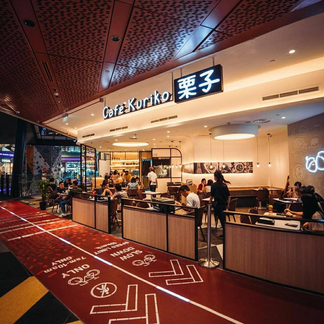 Cafe Kuriko - new cafes and restaurants august 2021