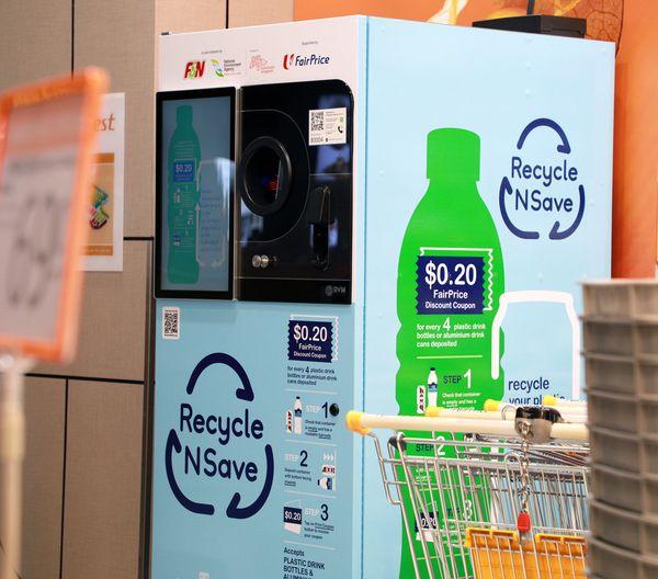 reverse vending machines singapore