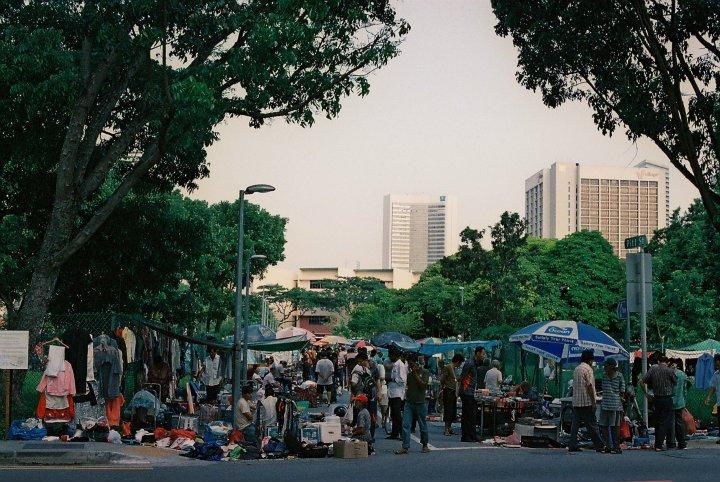 Sungei Road Thieves' Market
