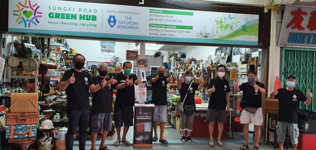Sungei Road Thieves' Market - Sungei Road Green Hub