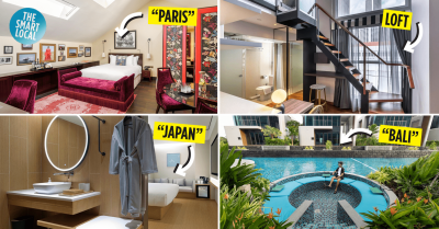 Themed Hotel Staycation Singapore