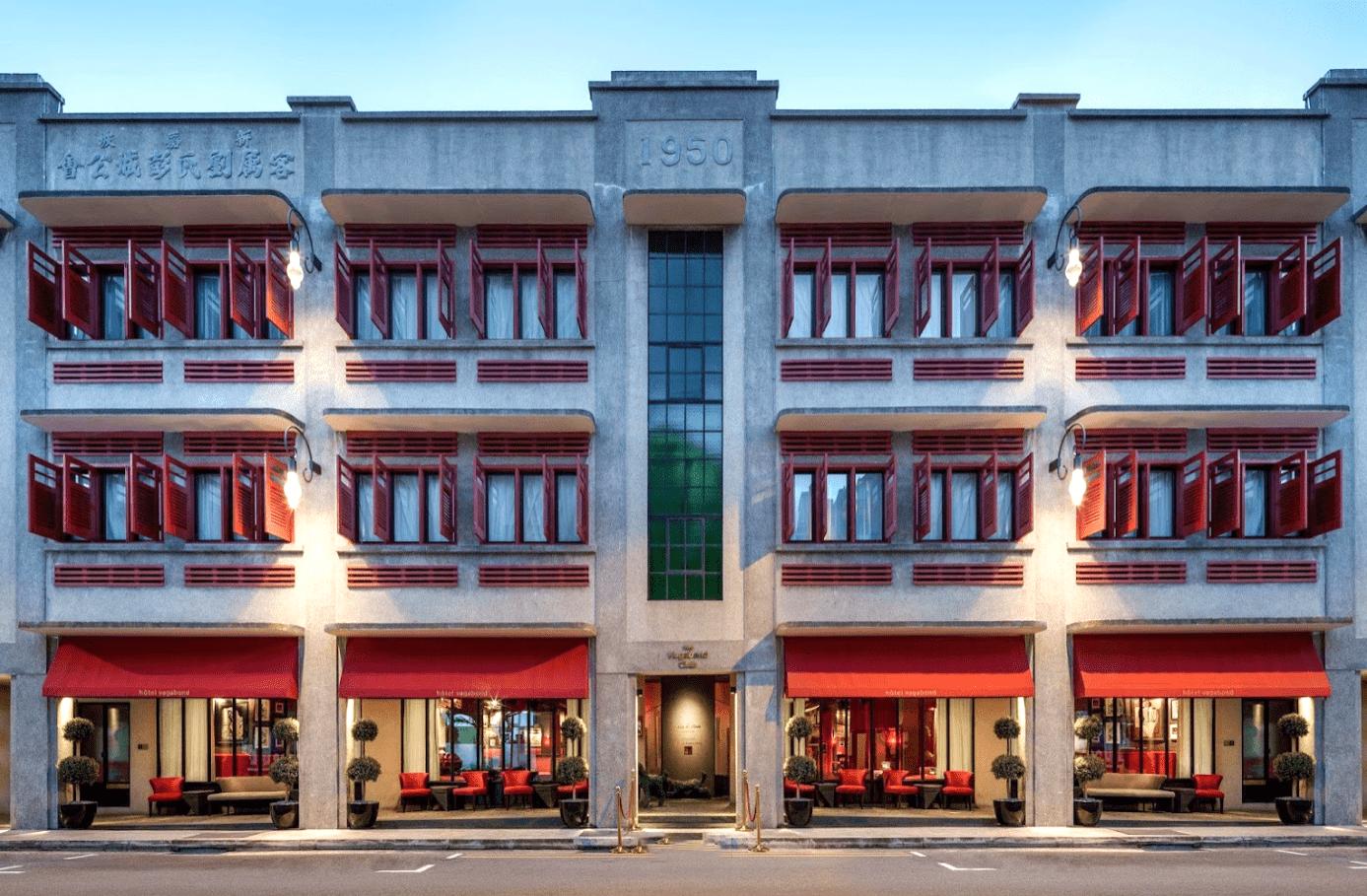 The Vagabond Club Singapore