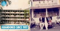 Upper Thomson Secondary School: Building Founded Since SG's Independence, Now Left Abandoned