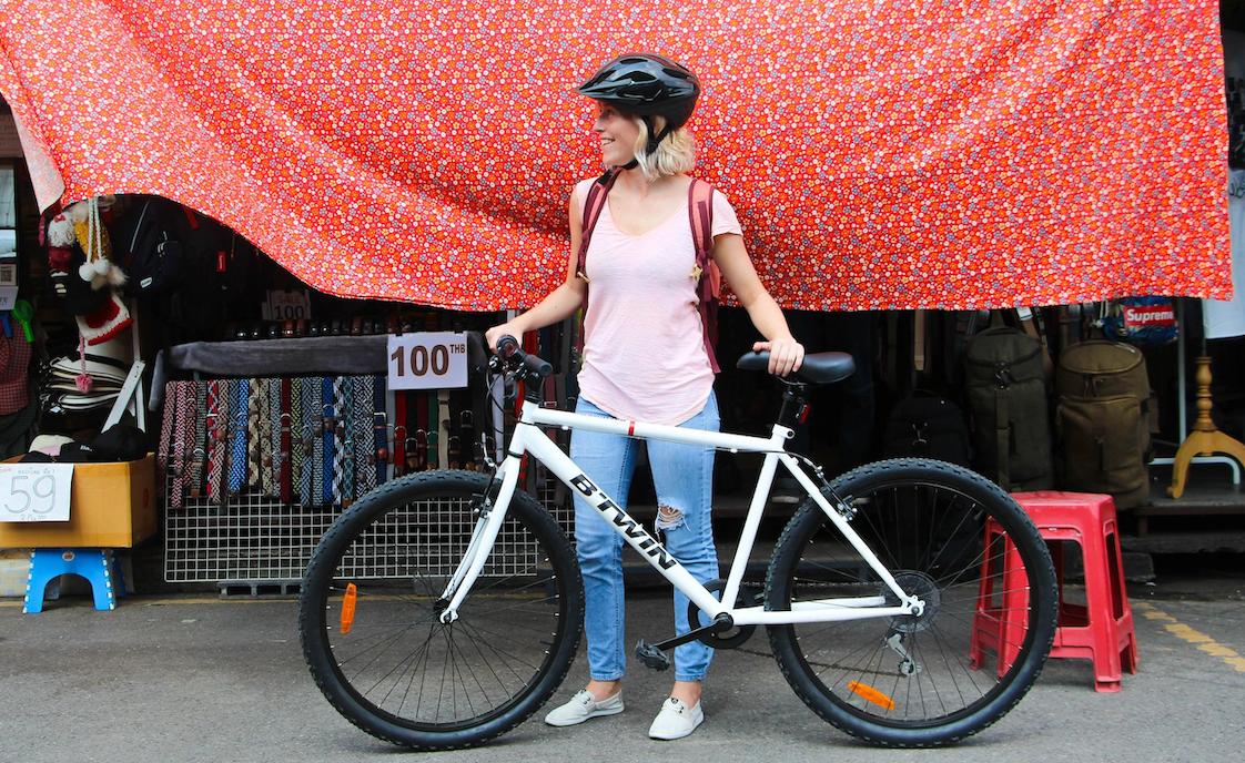 mountain bikes in singapore - decathlon btwin rockrider st 30
