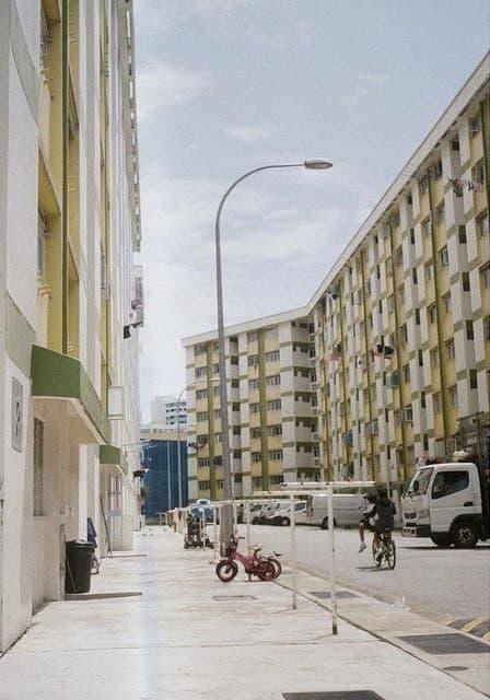 Spooner Road flats