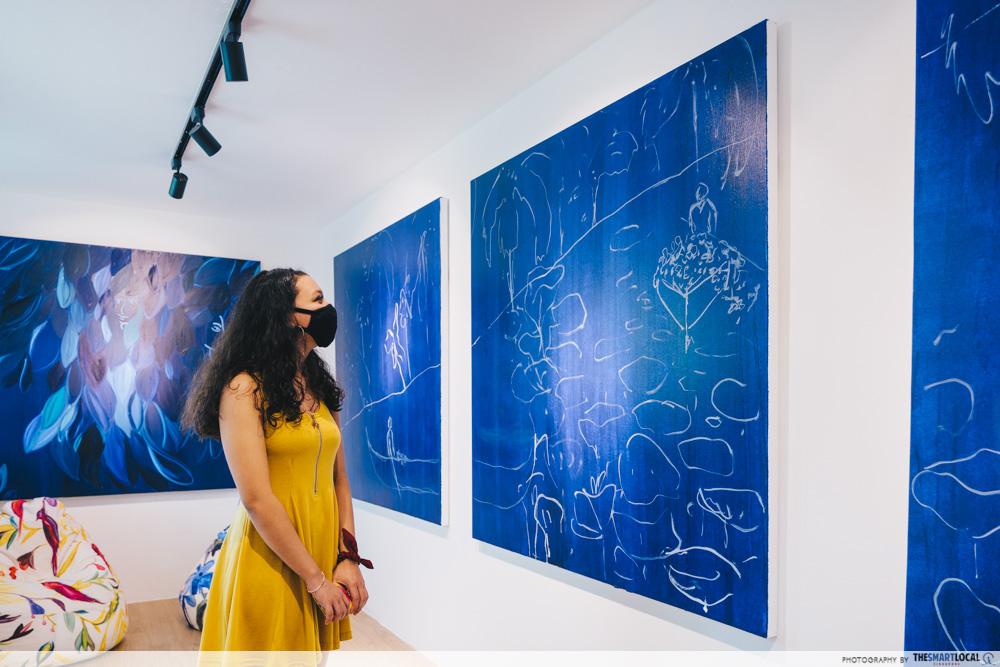 Bugis Art Encounters gallery