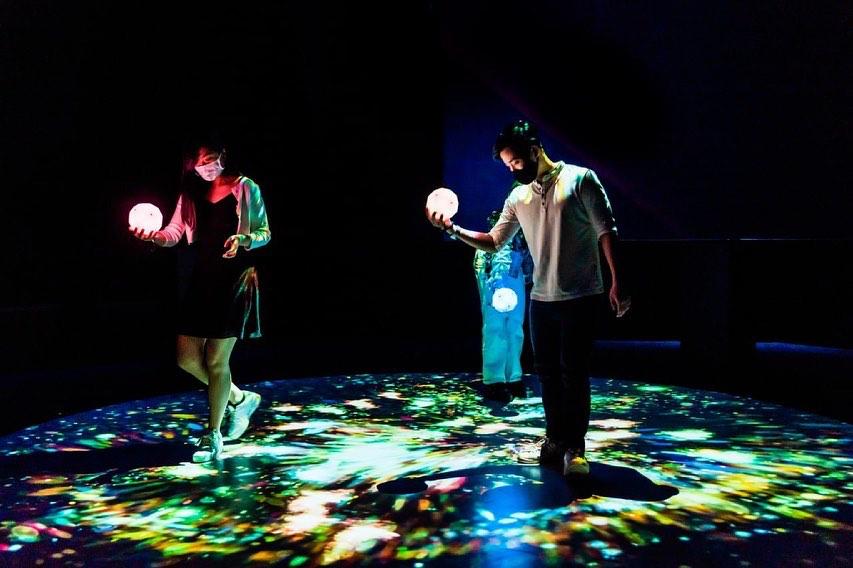 ArtScience Museum - Virtual Realms: Videogames Transformed 2