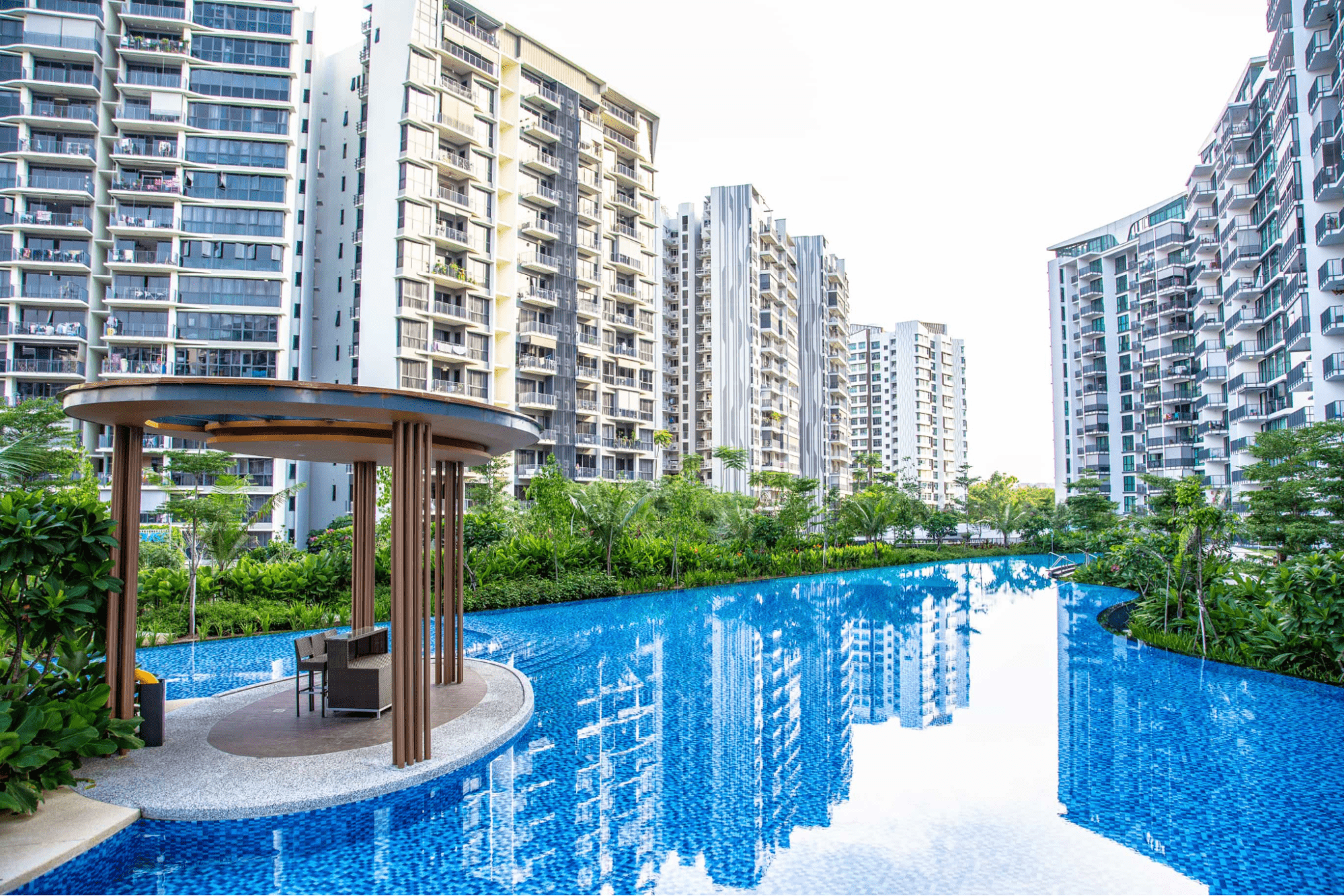 Best Condo Swimming Pools - Kingsford water bay