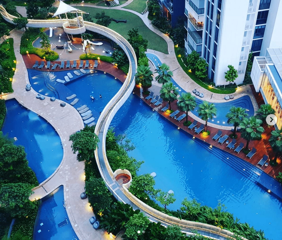 Best Condo Swimming Pools - The Panorama