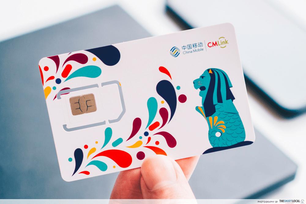cmlink - sim card