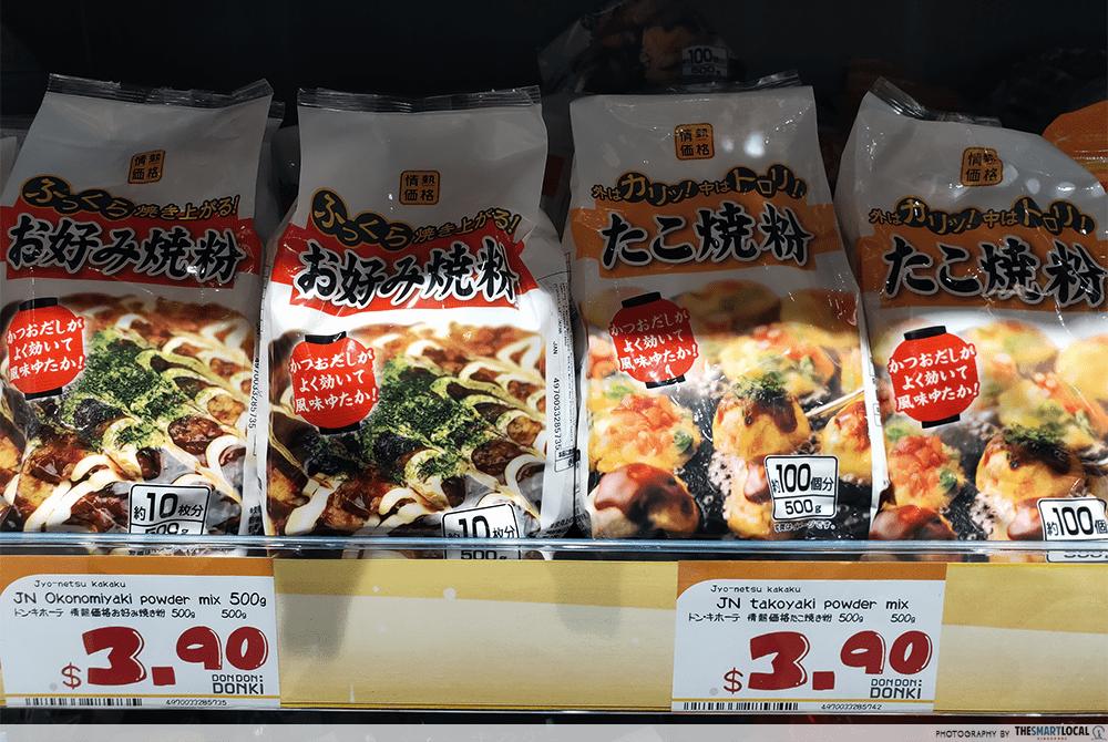 Takoyaki Okonomiyaki Powder Mix
