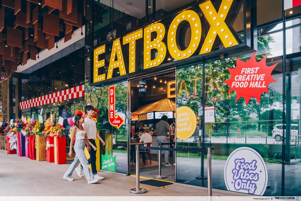 eatbox - entrance