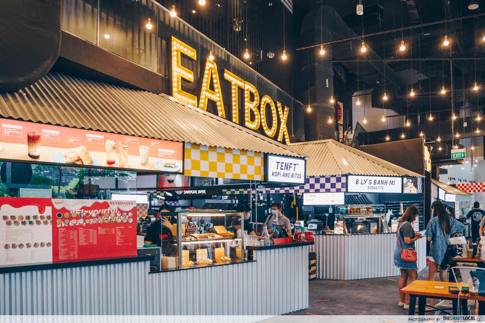 eatbox - stalls