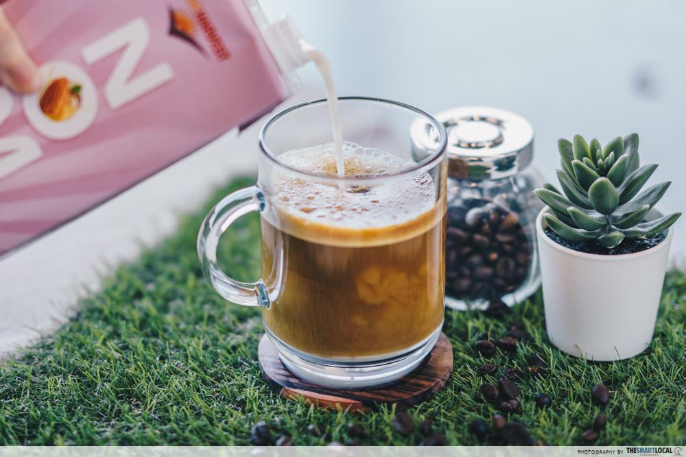 FairPrice Australia Fair - NOM coffee
