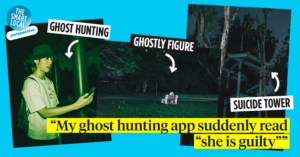 ghost hunting - cover image