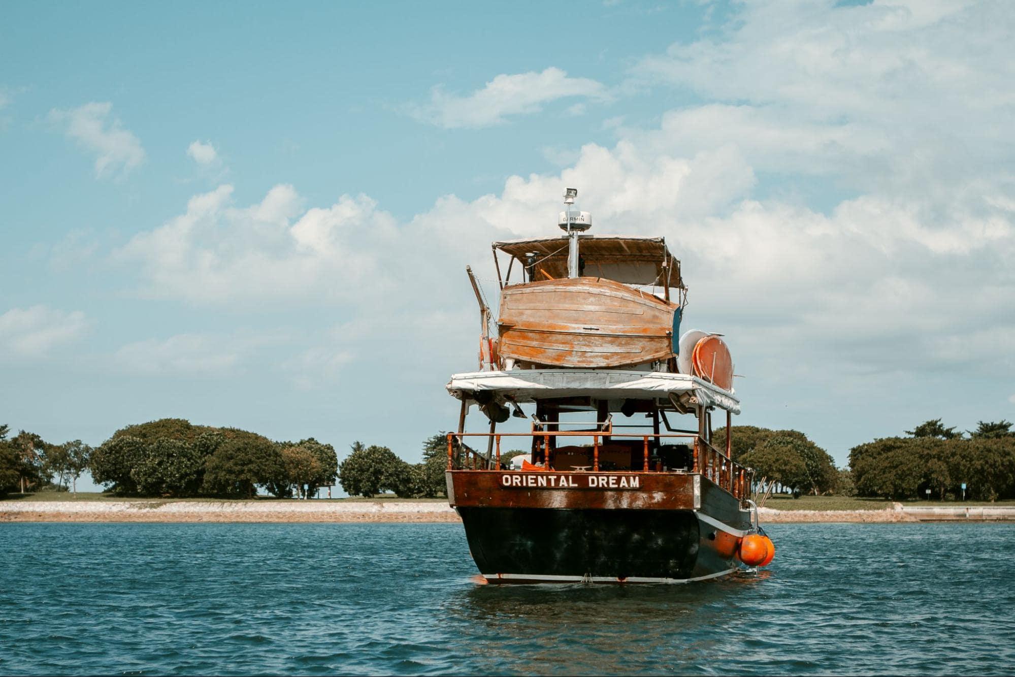 HK Junk Boat - HK Junk Boat experience