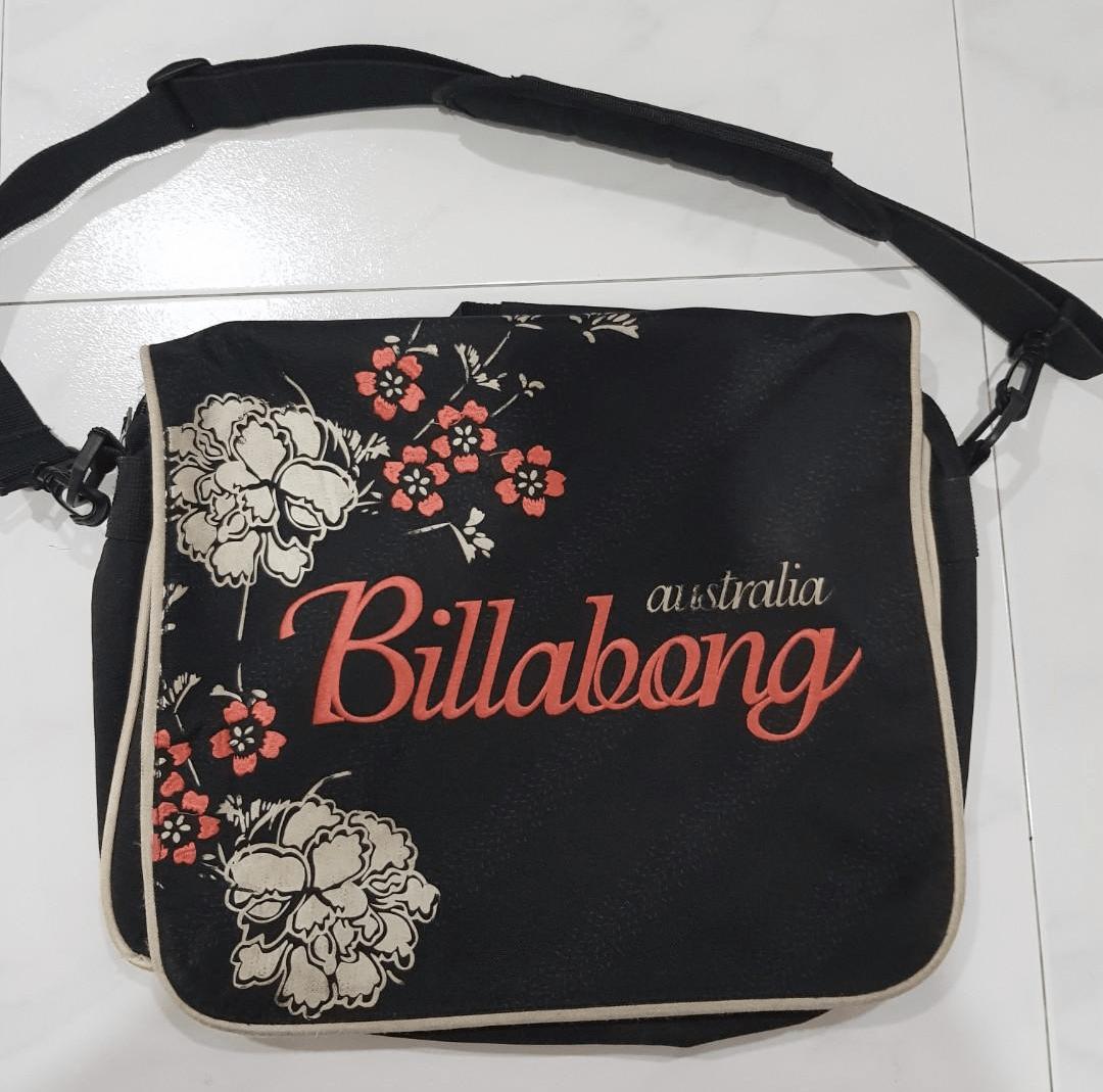 iconic school bags - billabong