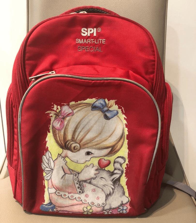 iconic school bags - spi fancy