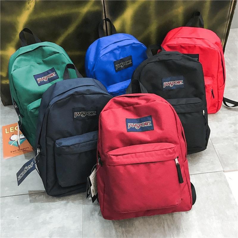 iconic school bags - jansport