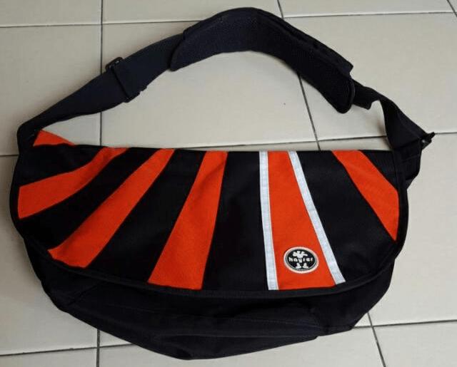 iconic school bags - hayrer