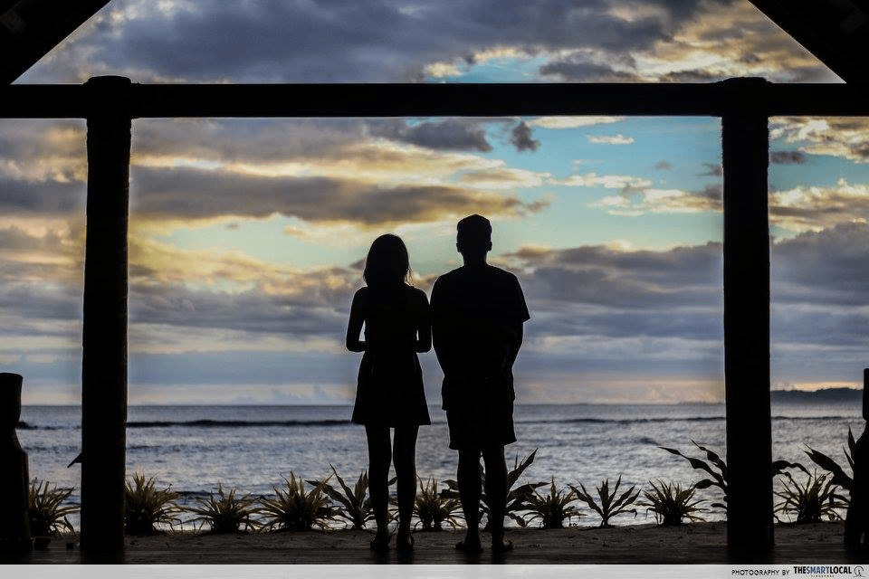 Love Lessons - Couple Scenery