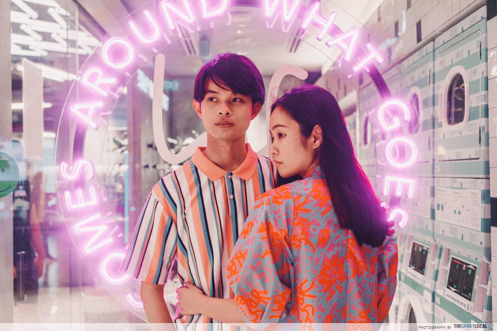 Couple Photoshoot Singapore