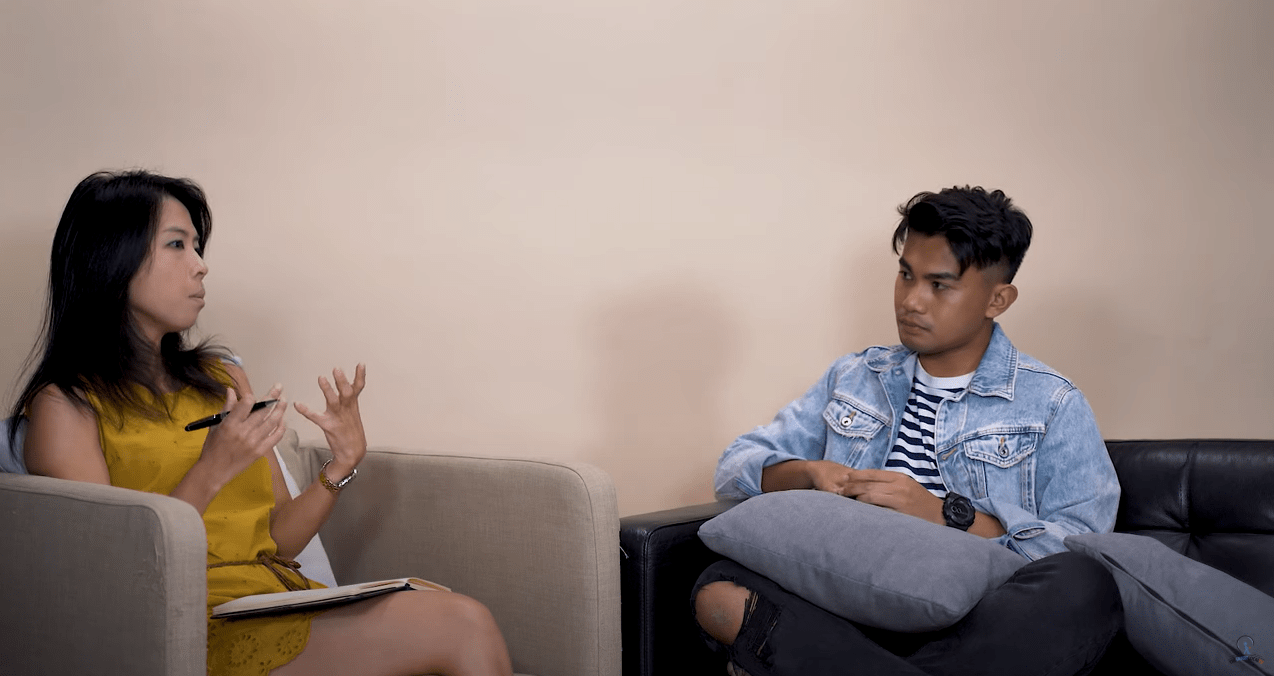 Mental Health - discussion with counsellor