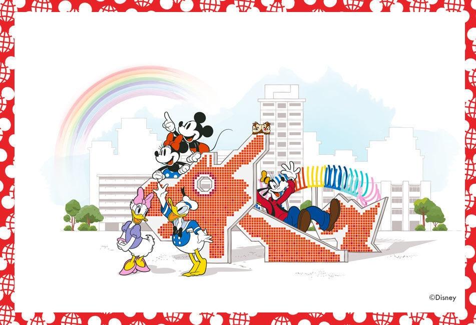Pop-Up Disney! A Mickey Celebration - Mickey Loves Singapore