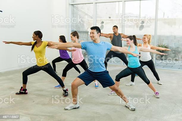 SIMU LIU EXERCISE stock photo