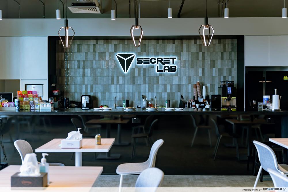 secretlab - kitchen