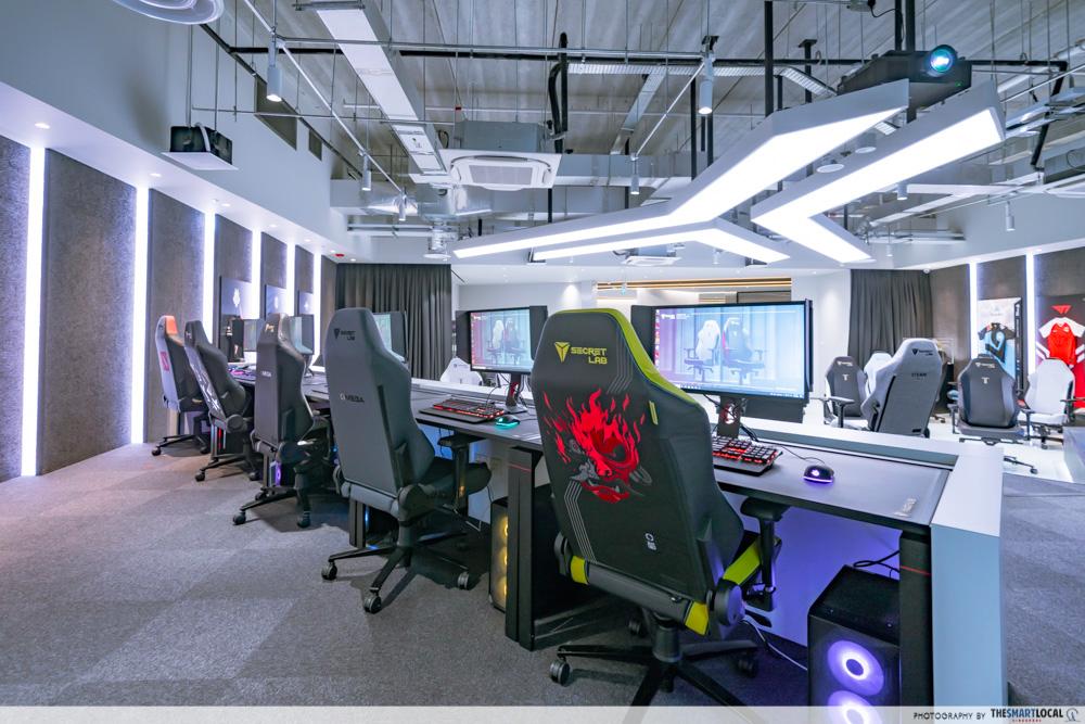 secretlab - gaming