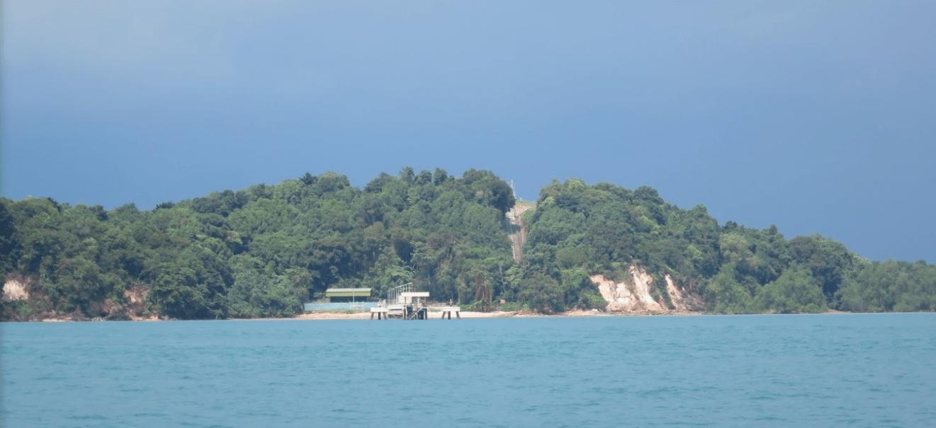 sg islands - pawai
