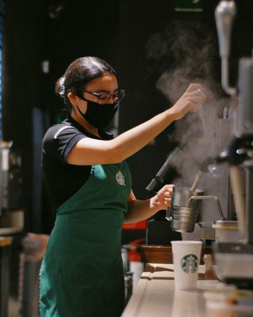 Starbucks x LLI Learning Cafe - Starbucks Barista Workshop