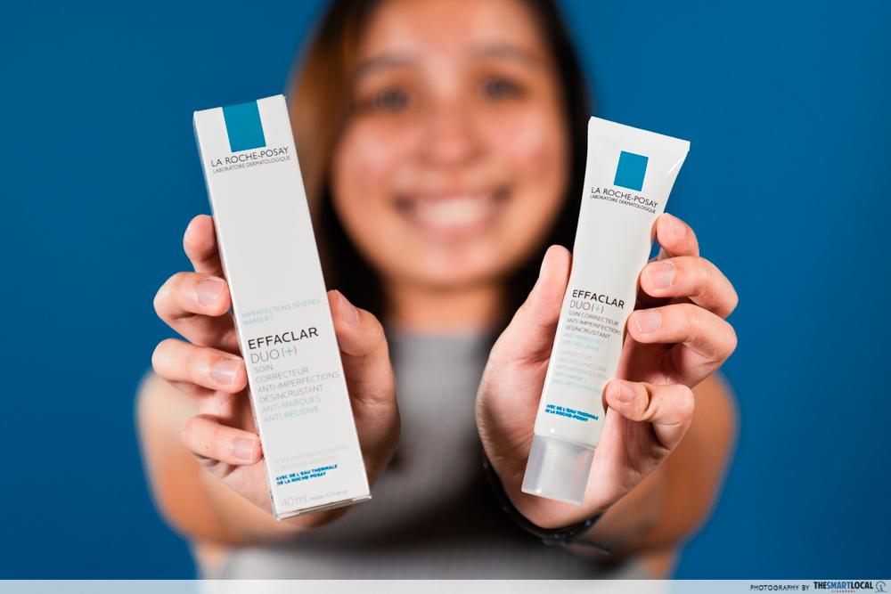 La Roche-Posay acne treatment product