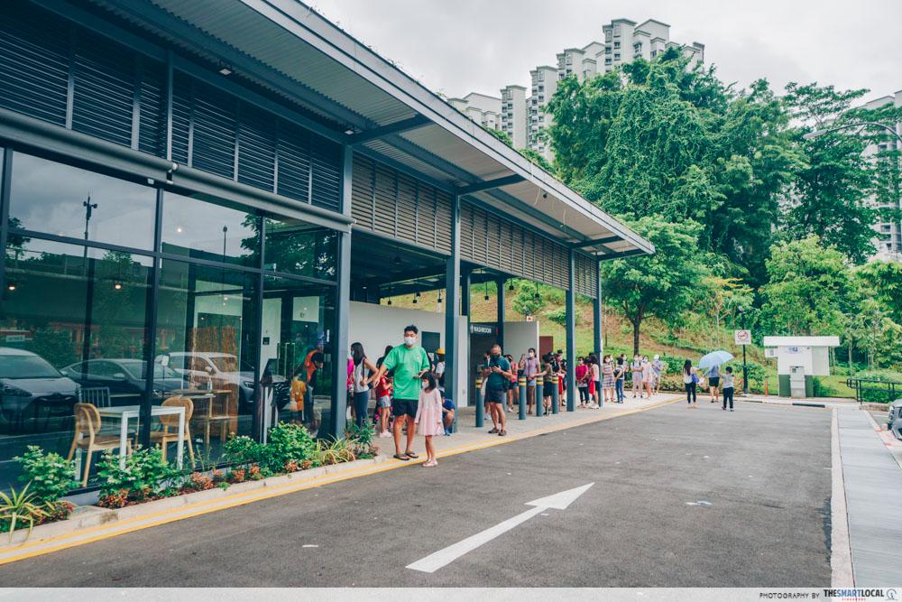 bukit gambok park cafe
