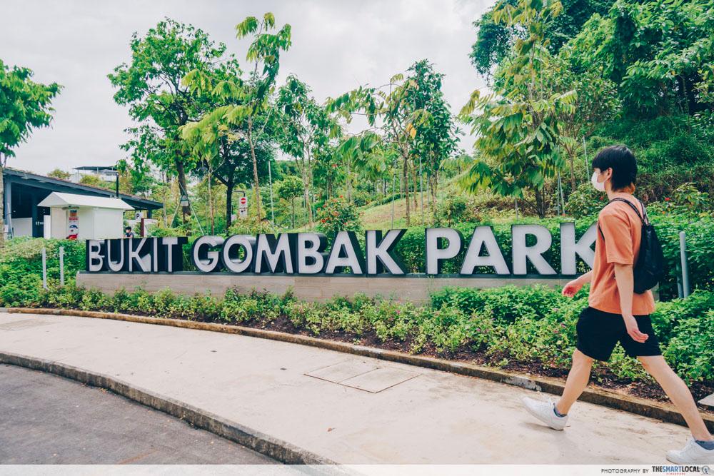bukit gambok park