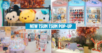 Disney Tsum Tsum Pop-Up Is Now In The East With Autumn Decor & Claw Machines