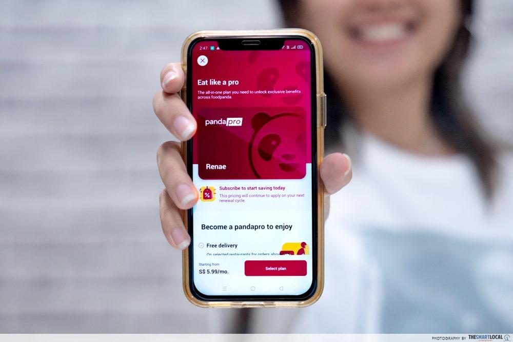 foodpanda hacks app