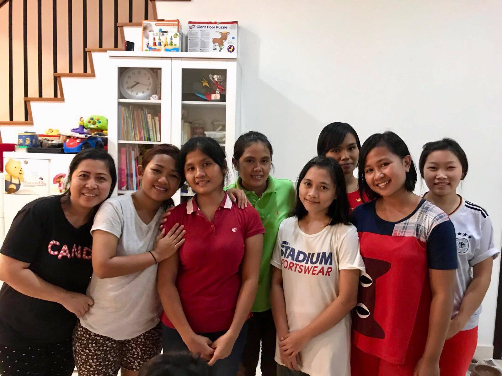 hiring maid singapore - Employment agency fees