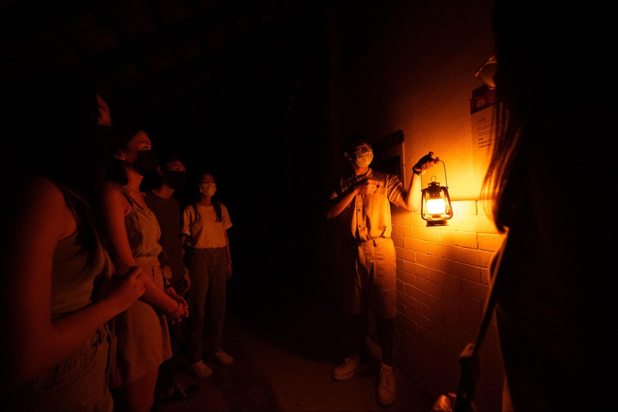 Fort Siloso Night Experience