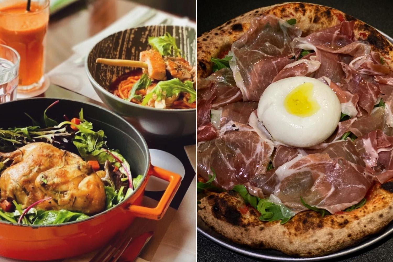 5 by Sans Façon & 4AM Pizza