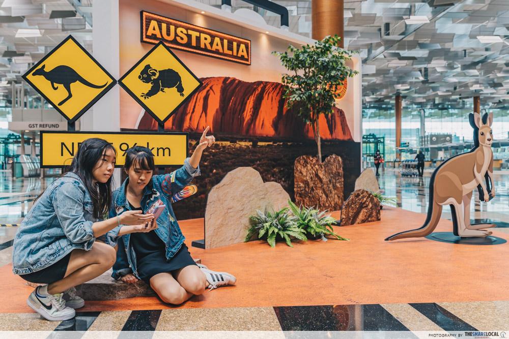 AU outback