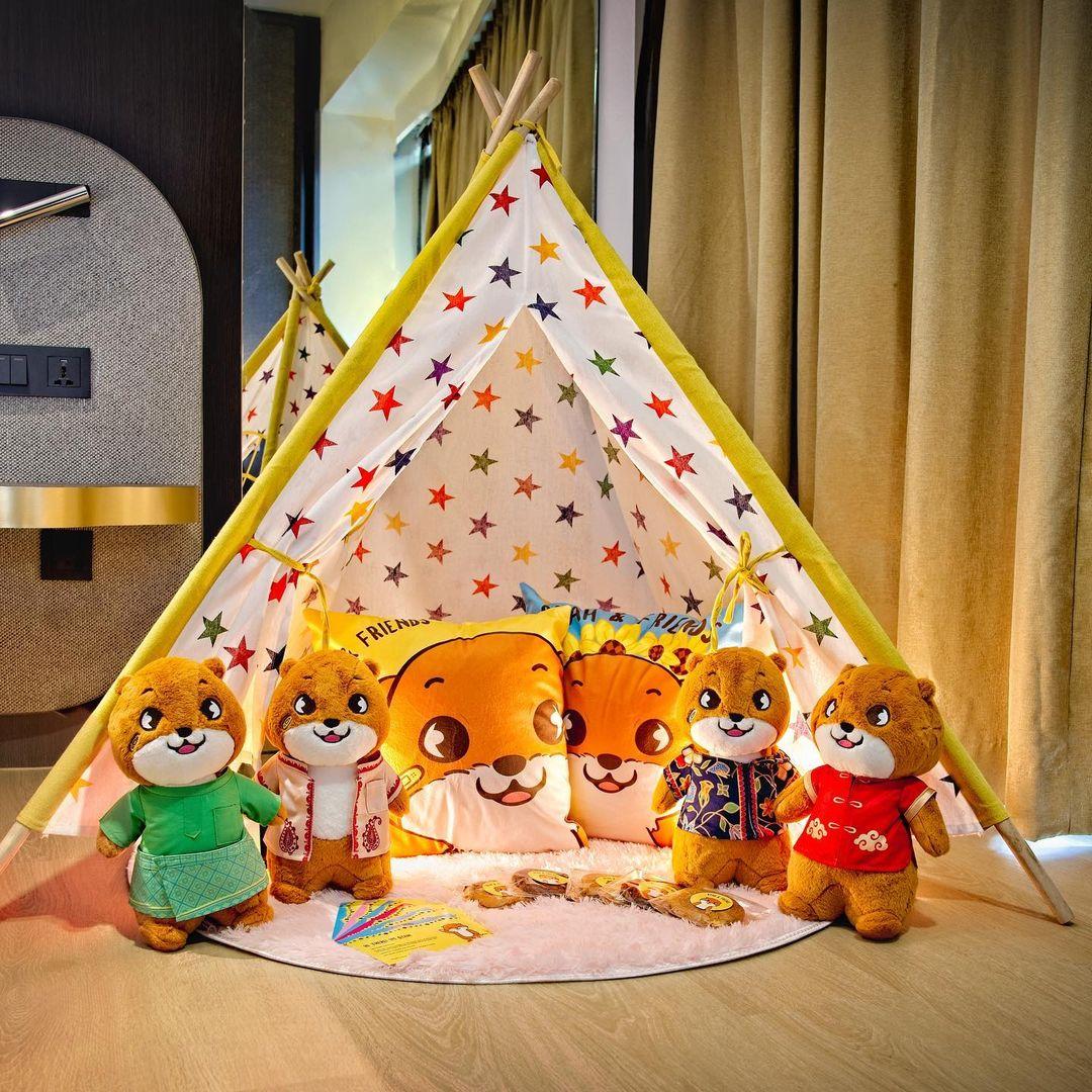 Otah-themed staycation KKday