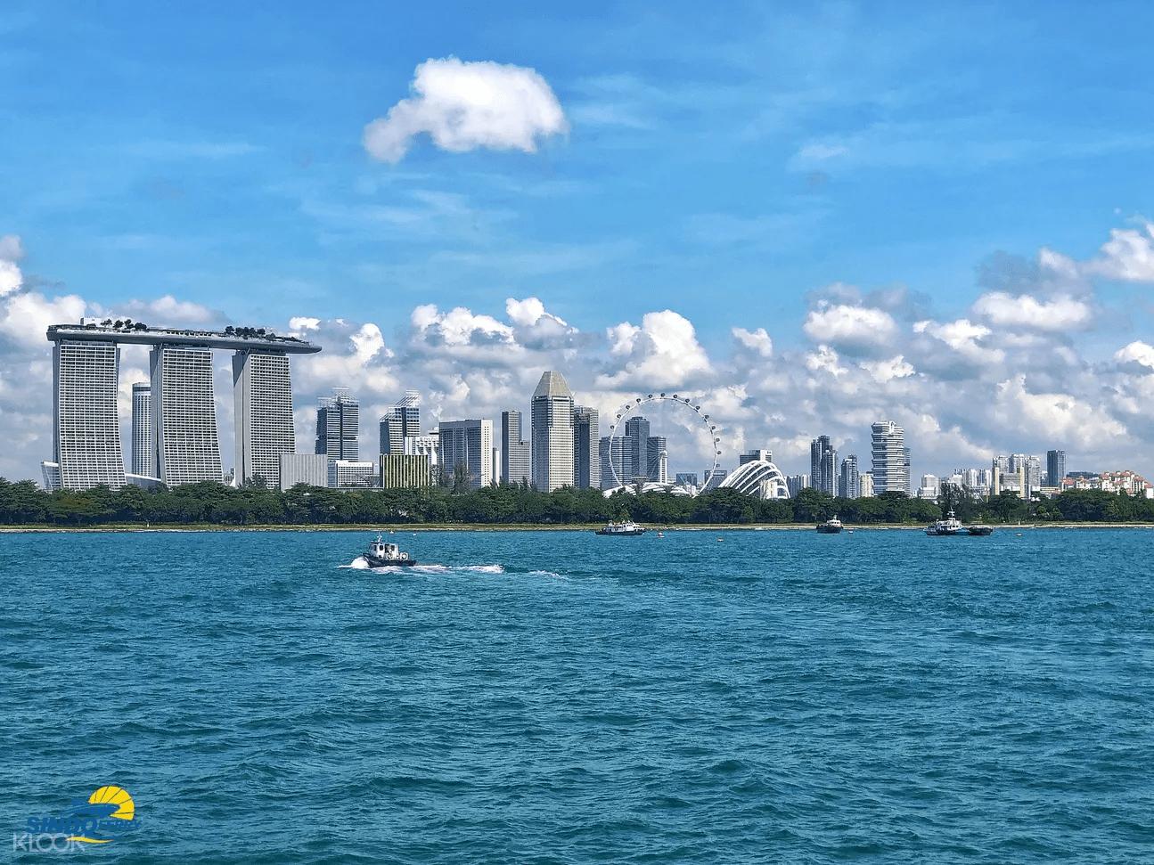 marina coastline