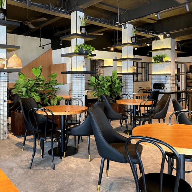 Cherry & Oak - new restaurants cafes september 2021